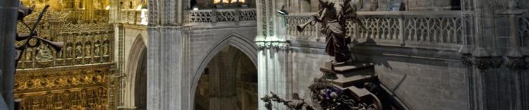 visita con guia catedral y giralda de sevilla