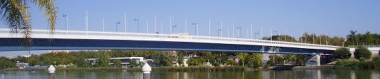 visitar sevilla puente cartuja